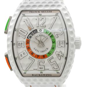 Franck Muller Vanguard Automatic Titanium Men's Sports Watch V45C GOLF