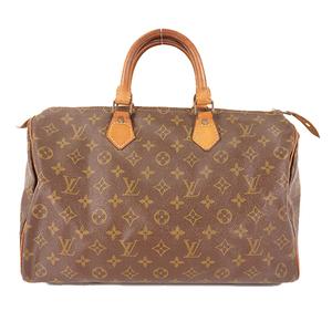 Louis Vuitton Monogram M41107 Women's Boston Bag,Handbag Brown