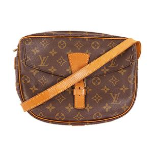 Louis Vuitton Monogram Jeune Fille M51226 Women's Shoulder Bag Brown