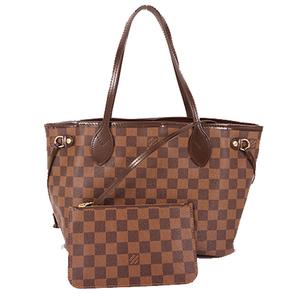 Louis Vuitton Damier  Neverfull PM N51109 Women's Handbag,Shoulder Bag,Tote Bag Ebene