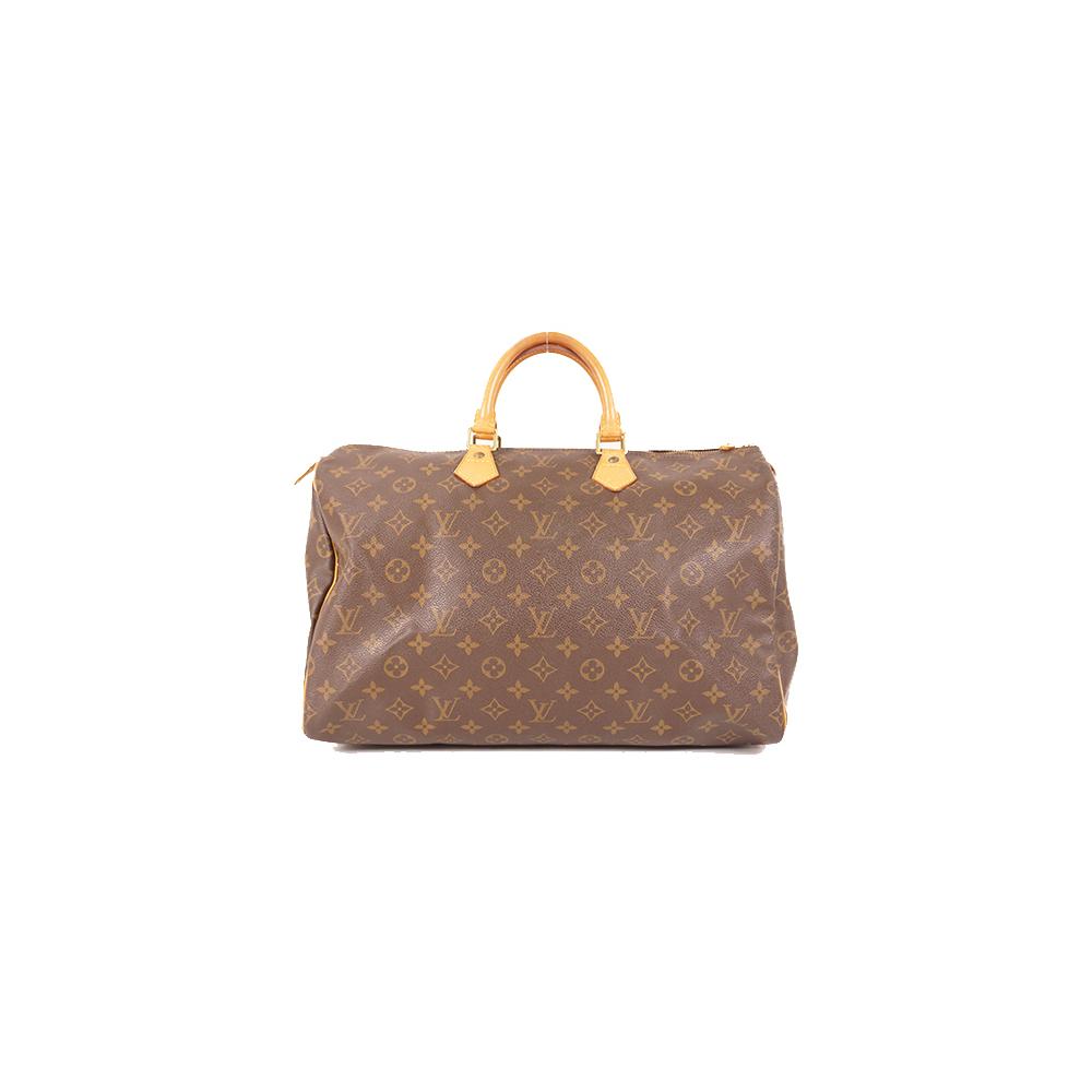 a98b1080c9a Louis Vuitton Monogram Speedy 40 M41106 Women's Boston Bag,Handbag Brown |  eLady.com