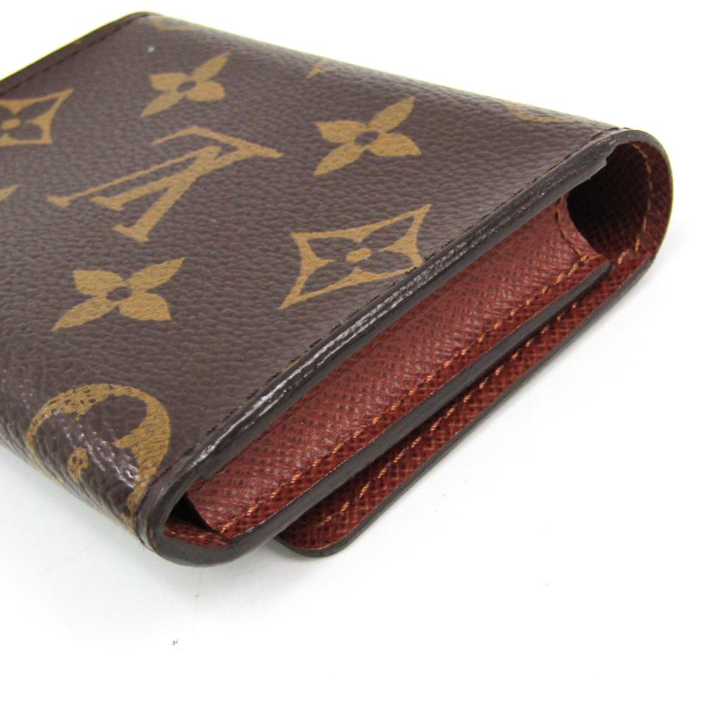 Details Zu Louis Vuitton Monogram Monogram Visitenkartenetui Monogram M62920 Bf500874