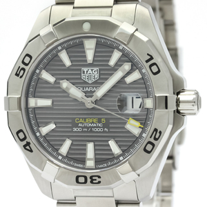 Tag Heuer Aquaracer Automatic Stainless Steel Men's Sports Watch WBD2113