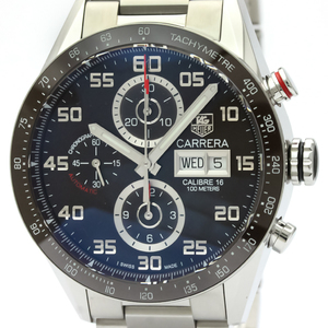 Tag Heuer Carrera Automatic Stainless Steel Men's Sports Watch CV2A1S