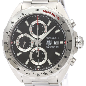 TAG HEUER Formula 1 Calibre 16 Chronograph Mens Watch CAZ2010