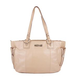 Coach F28365 Women's Leather Handbag,Tote Bag Beige
