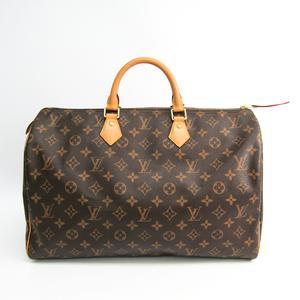 Louis Vuitton Monogram Speedy 40 M41522 Women's Handbag Monogram