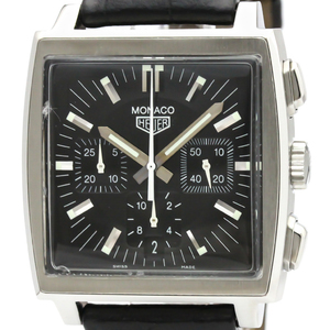 Tag Heuer Monaco Automatic Stainless Steel Men's Sports Watch CS2111
