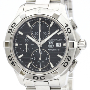 Tag Heuer Aquaracer Automatic Stainless Steel Men's Sports Watch CAP2110