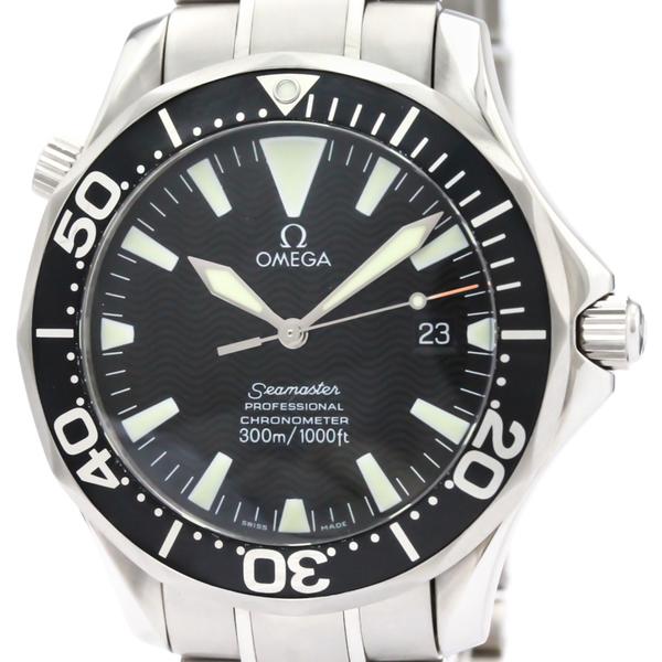 【OMEGA】オメガ シーマスター プロフェッショナル 300M ステンレススチール 自動巻き メンズ 時計 2254.50