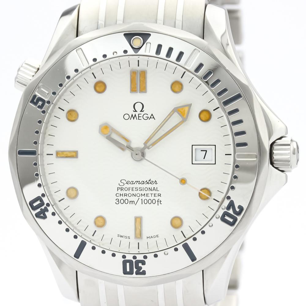 【OMEGA】オメガ シーマスター プロフェッショナル 300M ステンレススチール 自動巻き メンズ 時計 2532.20