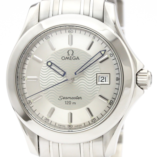 オメガ(Omega) シーマスター クォーツ ステンレススチール(SS) メンズ 腕時計 2511.31