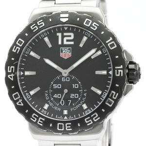 Tag Heuer Formula 1 Quartz Stainless Steel Men's Sports Watch WAU1110