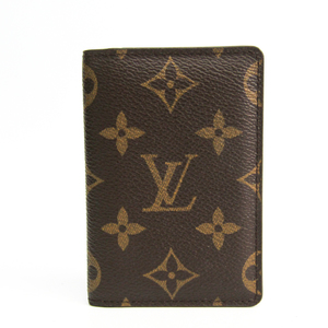 Louis Vuitton Monogram Monogram Card Case Monogram Pocket Organizer M61732