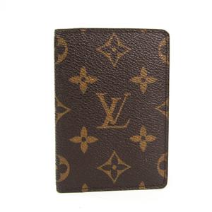 Louis Vuitton Monogram Monogram Card Case Monogram Pocket Organizer M61732