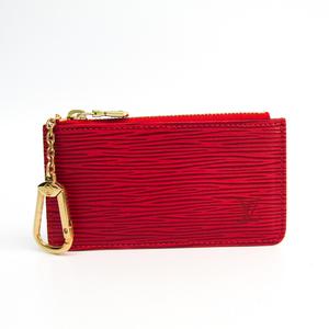 ルイ・ヴィトン(Louis Vuitton) エピ M63807 エピレザー 小銭入れ・コインケース カスティリアンレッド