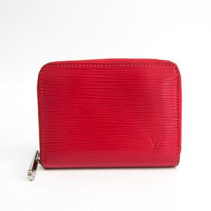 ルイ・ヴィトン(Louis Vuitton) エピ M6015M エピレザー 小銭入れ・コインケース ルビー