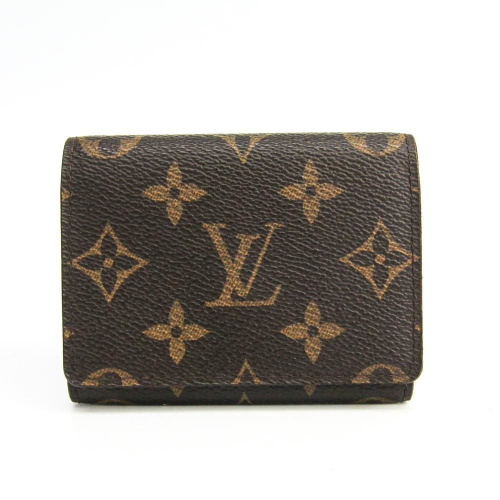 Louis Vuitton Monogram Monogram Business Card Case Monogram M62920