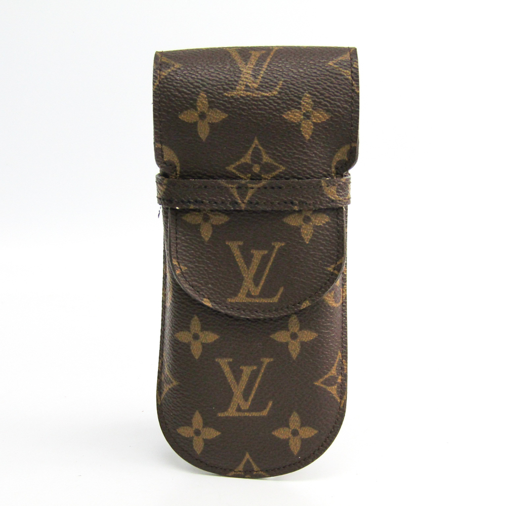 Louis Vuitton Monogram Soft Eyeglass Case (Monogram) Etui a lunettes rabat M62970