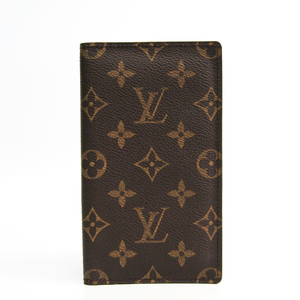 Louis Vuitton Monogram Pocket Size Planner Cover Monogram Pocket Diary R20503
