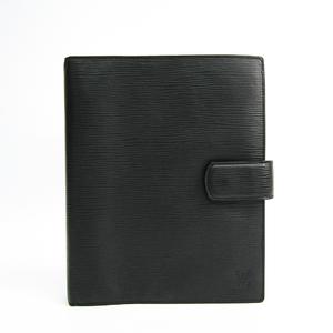 Louis Vuitton Epi Planner Cover Noir Agenda fonctionnel GM R20212