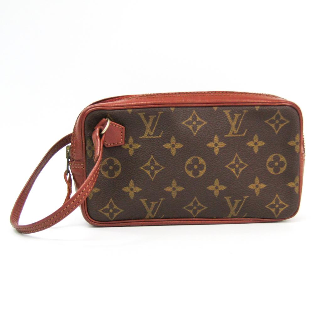 ルイ・ヴィトン(Louis Vuitton) モノグラム サックスポ 183 ユニセックス クラッチバッグ モノグラム
