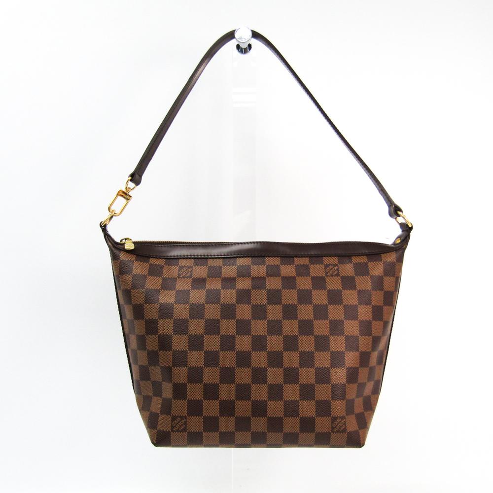 Louis Vuitton Damier Ilovo MM N51995 Women's Shoulder Bag Ebene