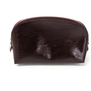 ルイ・ヴィトン(Louis Vuitton) エピ・エレクトリック ポシェットコスメティック レディース ポーチ プリュンヌ