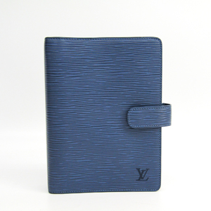 Louis Vuitton Epi Planner Cover Myrtille Agenda MM R2004G