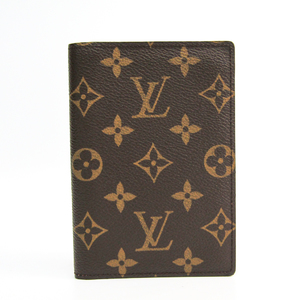 Louis Vuitton Monogram Monogram Passport Cover Monogram Passport Case M60181