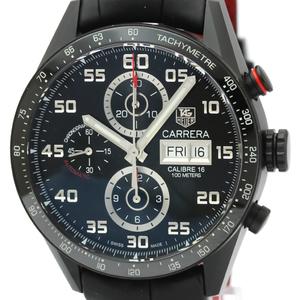 Tag Heuer Carrera Automatic Ceramic,Titanium Men's Sports Watch CV2A81