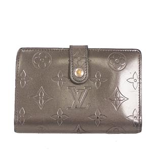 ルイヴィトン 二つ折り財布 モノグラムマット ポルトフォイユヴィエノワ M65152