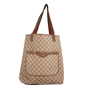 Gucci Sherry Line Totebag 39.02.003 Women,Men,Unisex GG Supreme Handbag,Shoulder Bag,Tote Bag Beige