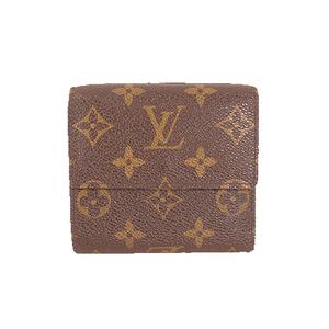 ルイヴィトン 財布 モノグラム ポルトフォイユエリーズ M61654