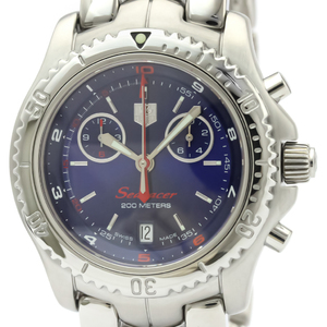 Tag Heuer Link Quartz Stainless Steel Men's Sports Watch CT1115