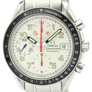 【OMEGA】オメガ スピードマスター マーク40 ステンレススチール 自動巻き メンズ 時計 3513.33