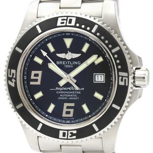 BREILING Superocean 44 Steel Automatic Mens Watch A17391