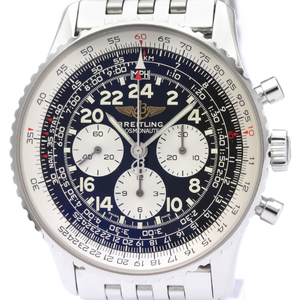 Breitling Navitimer Mechanical Stainless Steel Men's Sports Watch A12322