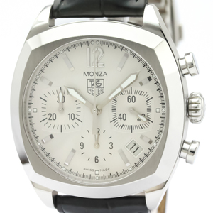 Tag Heuer Monza Automatic Stainless Steel Men's Sports Watch CR2114