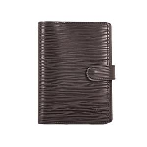 Auth Louis Vuitton Epi A6 Planner Cover Agenda PM R20052