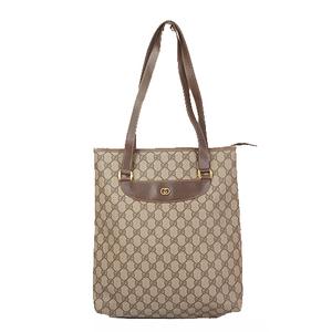 Auth Gucci  Tote Bag GG Supreme Women's GG Supreme Hand