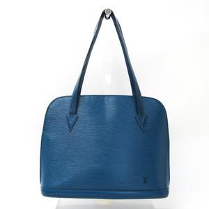 Louis Vuitton Epi Lussac M52285 Shoulder Bag Toledo Blue