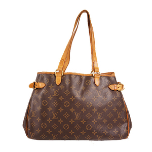 Louis Vuitton Monogram Batignolles Horizontal M51154 Women's Handbag,Shoulder Bag,Tote Bag Monogram