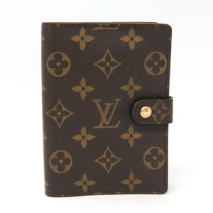 Louis Vuitton Monogram Agenda PM Planner Cover R20005