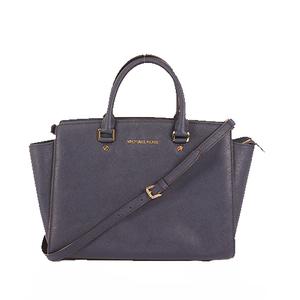 Michael Kors 2WAY Bag Women's Leather Handbag,Shoulder Bag Navy