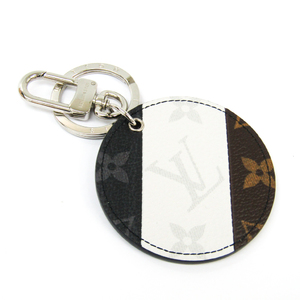 Louis Vuitton Monogram Multicolore Illustre Bag Charm M64169 Keyring (Black,Brown,White)
