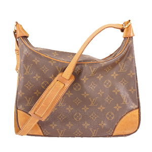 Louis Vuitton Monogram M51265 Boulogne Women's Shoulder Bag Monogram