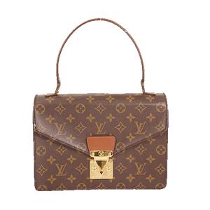 Louis Vuitton Monogram M51190 Women's Handbag Monogram