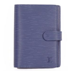 Louis Vuitton Epi Compact Size Planner Cover R2005G Agenda PM