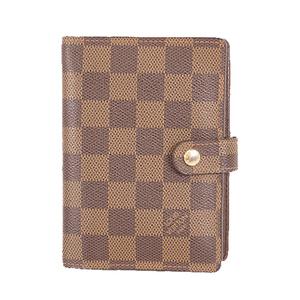 ルイ・ヴィトン(Louis Vuitton) ダミエ 手帳 ダミエ,エベヌ アジェンダPM Agenda PM R20700